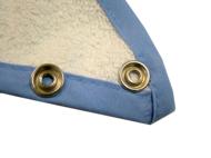 detalle corchete azul